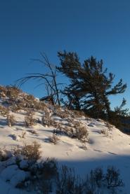 Spur Ridge, October 12, 2013