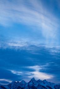 Big sky, March 16, 2014