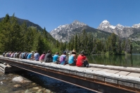 Jackson Hole Science Expeditions, July 1, 2014